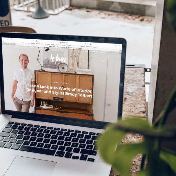 neve web design studio 07 - Latzer Druck & Logistik